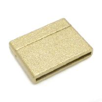 Magnet gold 15x2mm